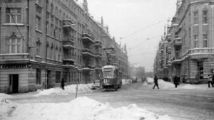 Wrocław zimą 2